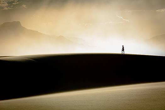 The Lone Walk by Dan Girard