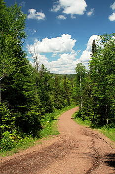 The Long and Winding Trail by Amanda Kiplinger