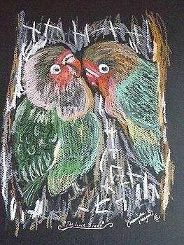 The Love Birds by Cassandra Vanzant