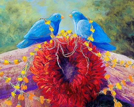 The Lovebirds by Candy Mayer