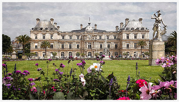 The Luxembourg Palace by Kai Saarto