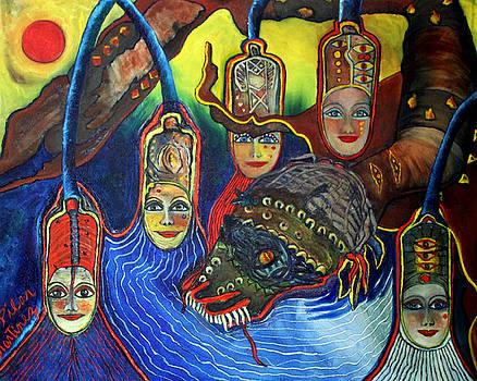 The Magic Dragon by Pilar  Martinez-Byrne