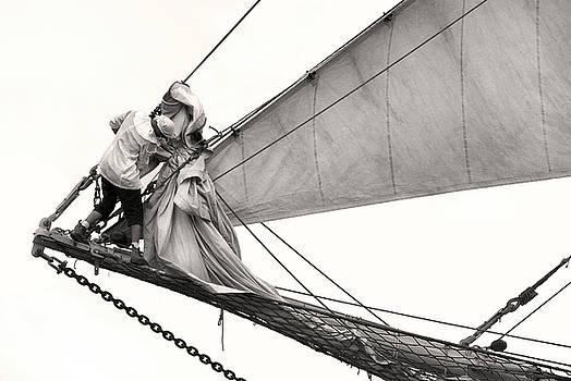 Robert Lacy - The Magic of Sail