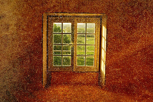 the Mansion Attic by Barbara Kelley