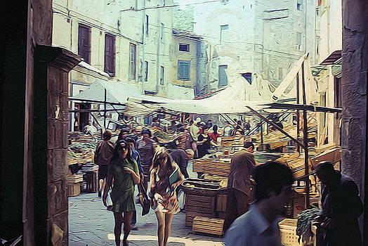 Cindy Boyd - The Market 1971
