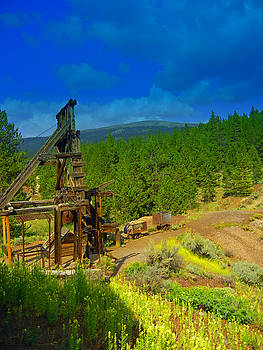 The Matchless Mine by Bobbie Barth
