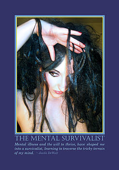 The Mental Survivalist by Jaeda DeWalt