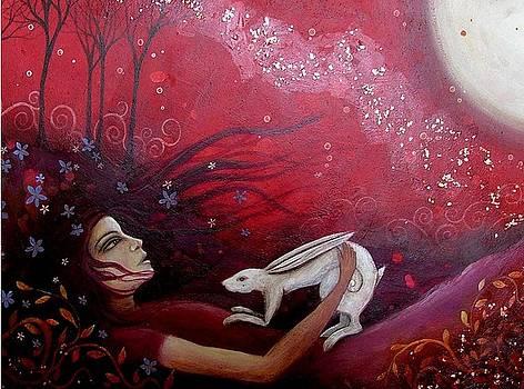 The Messenger by Amanda Clark