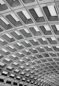 The Metro by E B Schmidt