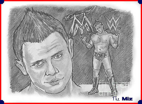 Chris  DelVecchio - The Miz