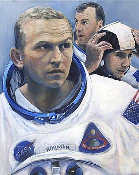The Moment Before- Apollo 8 by Simon Kregar