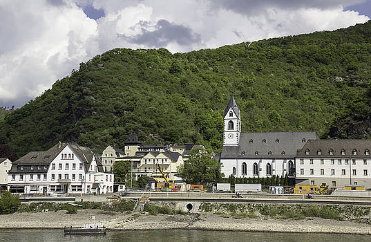Teresa Mucha - The Monastery in Bornhofen Germany