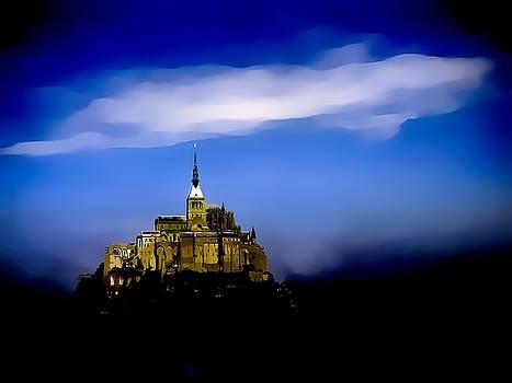 The Mont Saint Michel - France by Maciej Froncisz