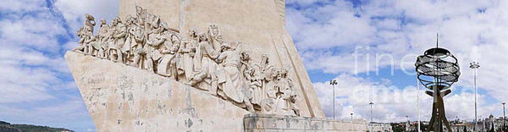 The Monument to the Discoveries Discoveries by Brenda Kean