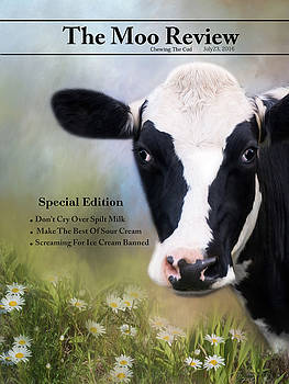 The Moo Review by Robin-lee Vieira