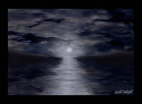Leslie Rhoades - The Moon Shall Rise