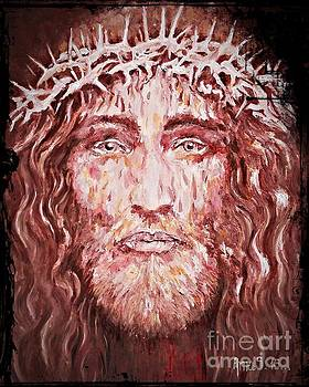The Most Loved Jesus Christ by AmaS Art