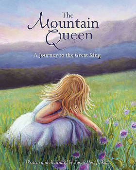 The Mountain Queen book cover by Susan Jenkins
