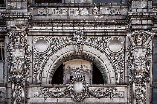 The Murphy Building Facade by Robert FERD Frank