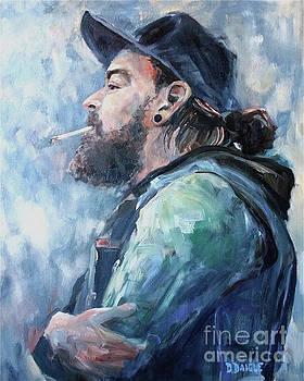 The Music Man by Diane Daigle