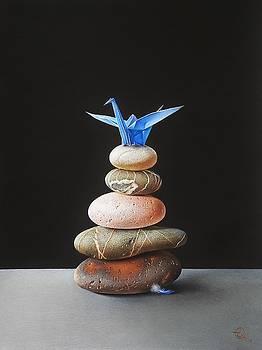The nest by Elena Kolotusha