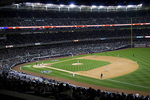 The New Yankee Stadium by Andrew Kazmierski