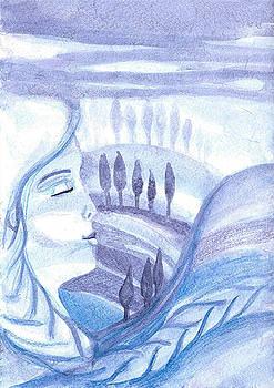 The Night by Karolina Wicha