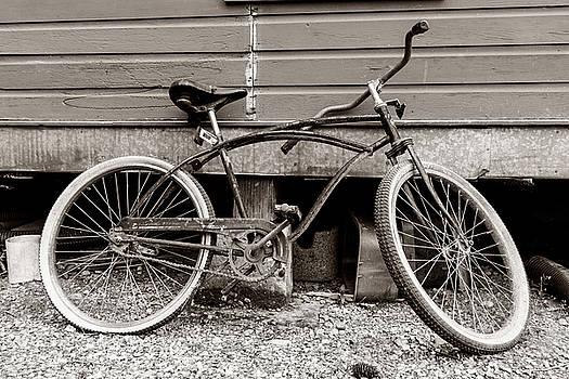 The Old Bike by Bob Stevens