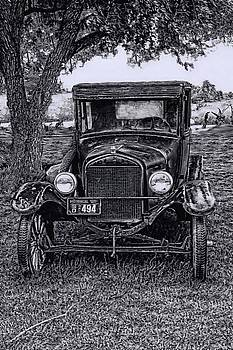 The Old Car by Bonnie Willis