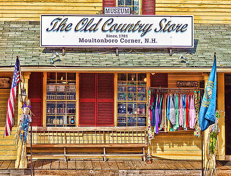 The Old Country Store, Moultonborough by Nancy  de Flon