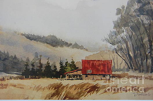 The Old Farmstead by Bill Dinkins