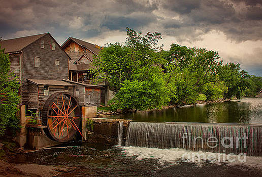 Dave Bosse - The Old Gristmill