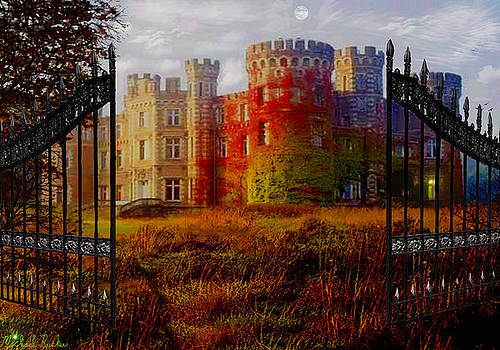 The Old Haunted Castle by Michael Rucker