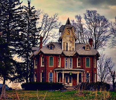 The Old House by Jeffrey Platt