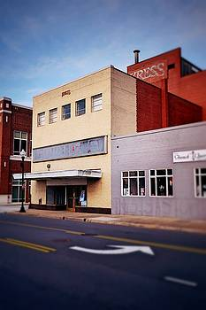 The Old Kress Department Store by Rodney Williams
