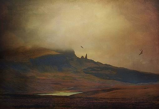 The Old Man of Storr Isle of Skye by Sue Fulton
