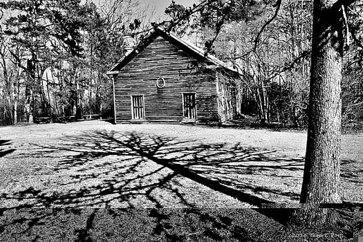 The Old Meetinghouse by Tara Potts