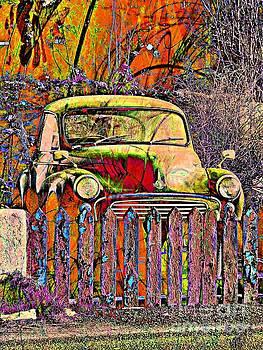Joe Cashin - The Old Morris Minor