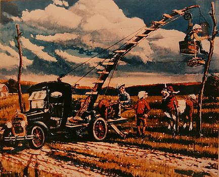 The Olden Days by Rosencruz  Sumera