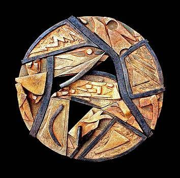 The Open Wheel by John Casper