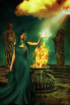 The Oracle by Emma Alvarez