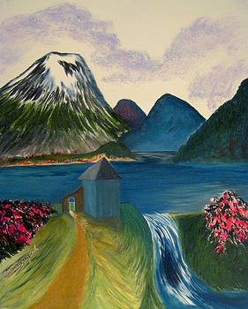 The Orient by Richard Beauregard