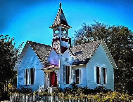 Thom Zehrfeld - The Oysterville Church