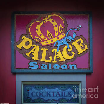 The Palace Saloon by Mitch Shindelbower