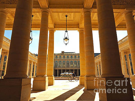 The Palais Royal by Alex Cassels