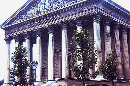 Cindy Boyd - The Pantheon in Paris
