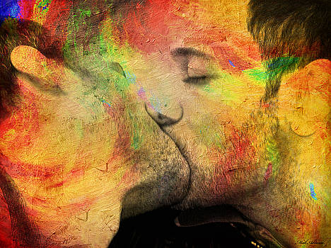The Passion Of A Kiss 1 by Mark Ashkenazi