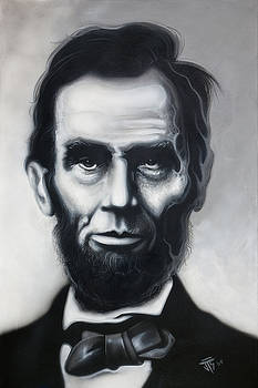 The perseverance of Lincoln by Joshua South