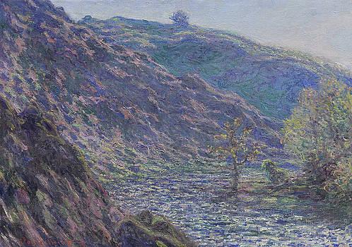 Claude Monet - The Petite Creuse River