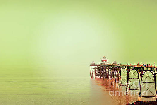 The Pier 2 by Colin and Linda McKie